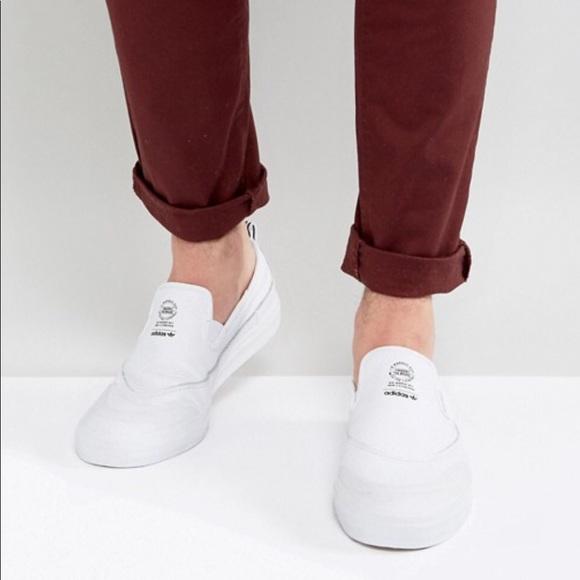 adidas matchcourt slip on